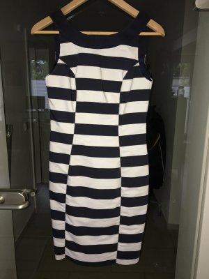 Sommerkleid von h&m, Größe 36, blau/weiss gestreift