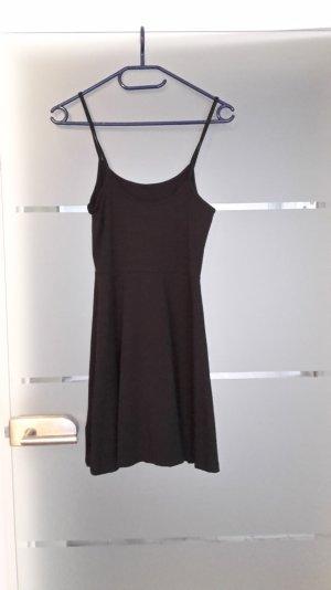 Sommerkleid von H&M in schwarz