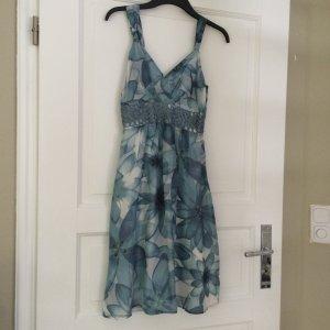 Sommerkleid von Hallhuber aus Seide