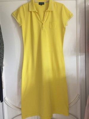Marc O'Polo Polo Dress yellow