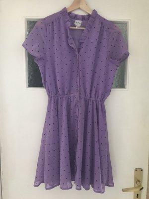 Monki Abito blusa lilla-viola