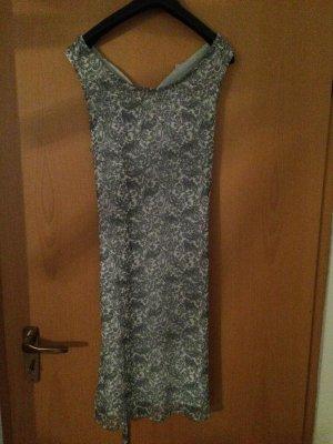 s.Oliver Stretch Dress white-dark blue