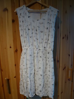"Sommerkleid ""Watercurl Dress"", Chalk mit Blumenmuster - ungetragen"