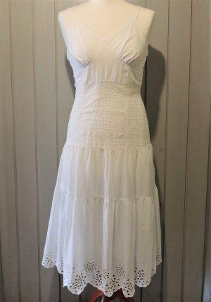 Sommerkleid weiß Größe 36 neuwertig