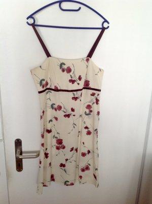 Sommerkleid weiss mit Rosen/ SALE