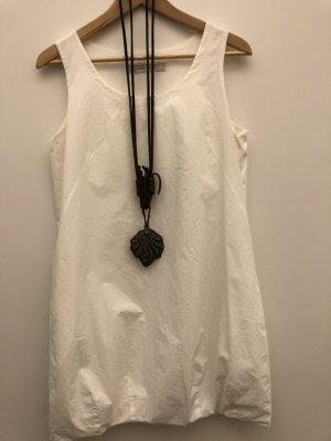 Sommerkleid weiß ZARA Basic