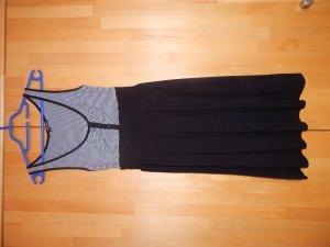 Sommerkleidchen in schwarz/weiß