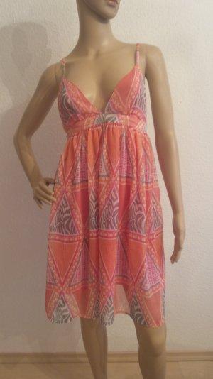 Sommerkleidchen Schöne Farben l 36-40