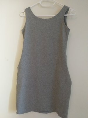 100% Fashion Robe à manches courtes gris