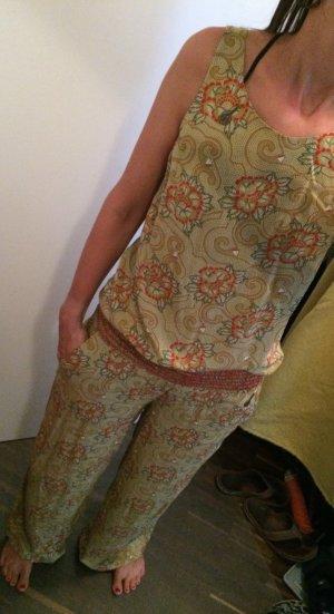 Blutsgeschwister Ladies' Suit multicolored viscose