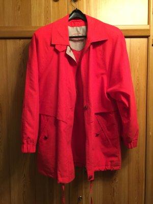 Sommerleichte rote Jacke von Clarina
