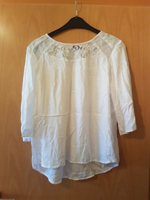 Yessica Tunique-blouse blanc