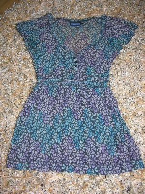 Sommerlich leichte Chiffon Bluse Shirt Top von Mexx, Gr. XS