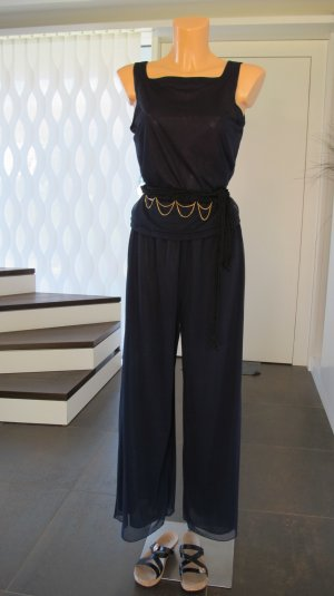 Armani Trouser Suit dark blue