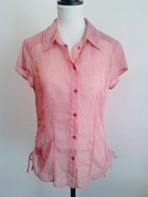 Sommerlich leichtes Hemd transparent