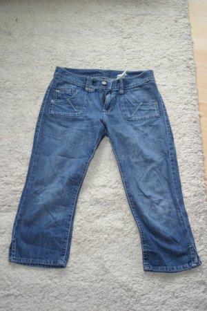 Sommerliche 3/4 Jeans von H&M in Gr. 36 - auch als Stiefelhose geeignet
