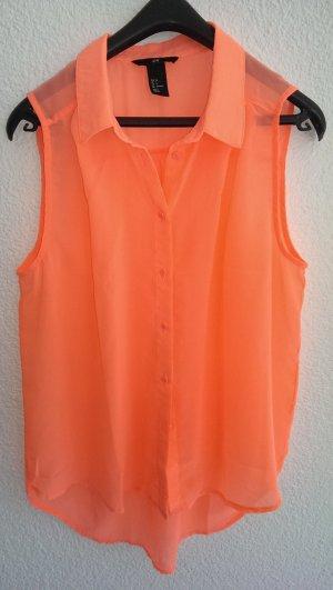 Sommerliche ärmellose Bluse