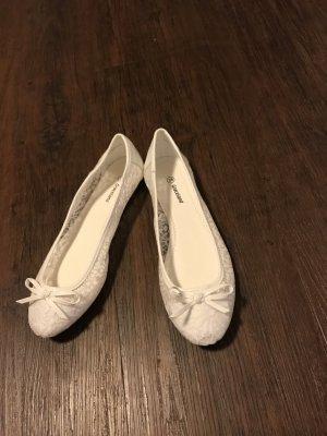 Sommerliche Ballerinas mit Spitze von Graceland
