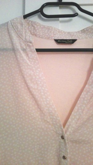 Massimo Dutti Blouse-chemisier rosé-rose chair