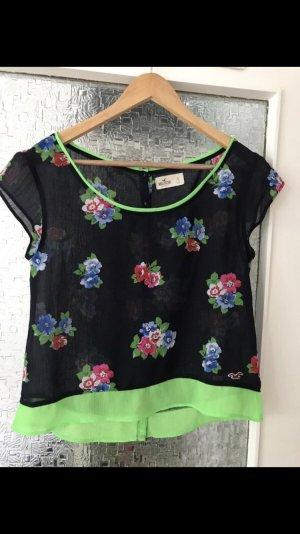 Sommerliche Bluse floral Hollister