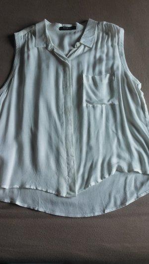 Sommerliche Bluse in der Farbe Weiß