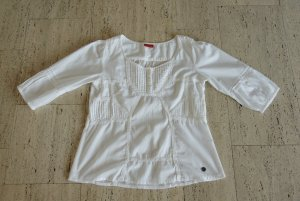Street One Blusa in merletto bianco Cotone
