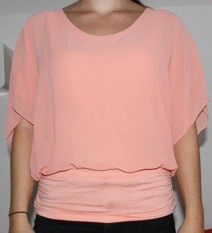 sommerliche Bluse mit tollem Rückendetail