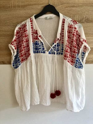 Sommerliche Bluse von Zara