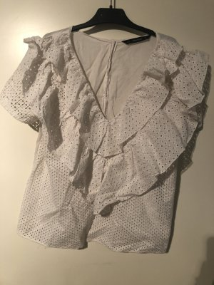 Sommerliche Bluse von Zara Basic