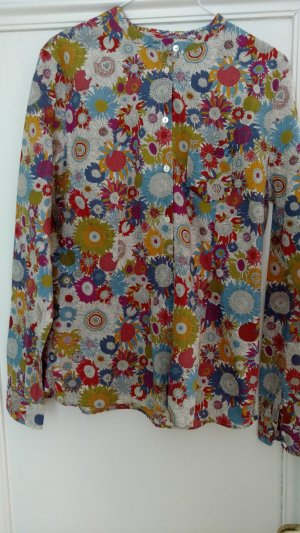 Bogner Fire + Ice Long Sleeve Blouse multicolored