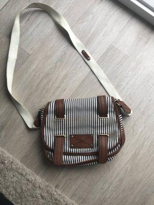 Sommerliche Crossbody Bag mit Streifen