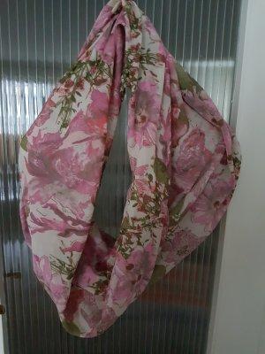 sommerliche Farben ♡ Schal von Pieces