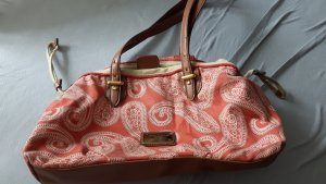 Tommy Hilfiger Carry Bag multicolored linen