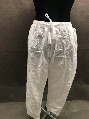 Linen Pants white-natural white