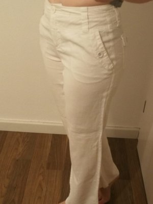 Onetouch styling legends Linen Pants white