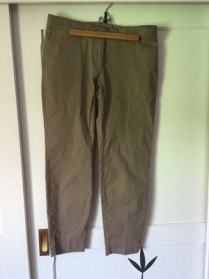 Sommerliche Hose in braun von Zero, Baumwolle