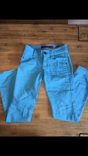 Sommerliche Jeans, s.Oliver, Türkis