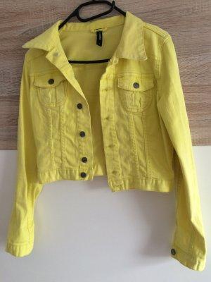 Sommerliche Jeansjacke