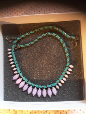 Boden Chain turkoois-blauw-paars