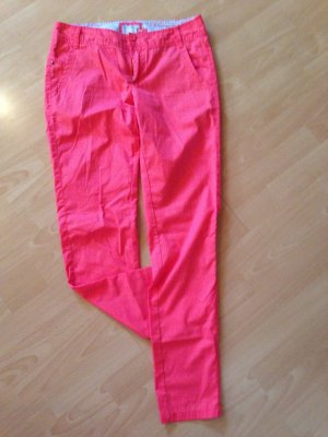 Trousers salmon-pink