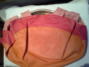 sommerliche Loewe Tasche