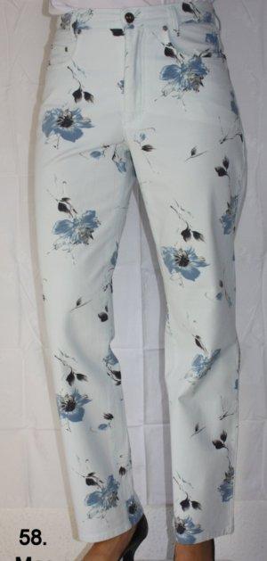 Sommerliche Mac Jeans Modell Stella