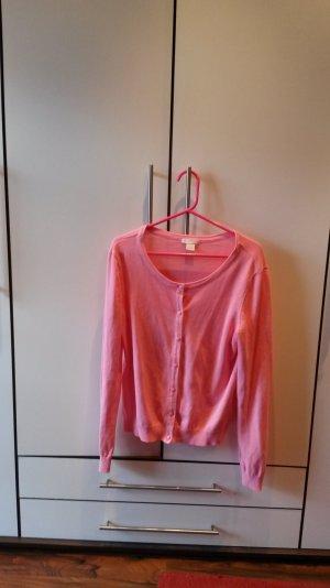 sommerliche, rosa Weste von H&M