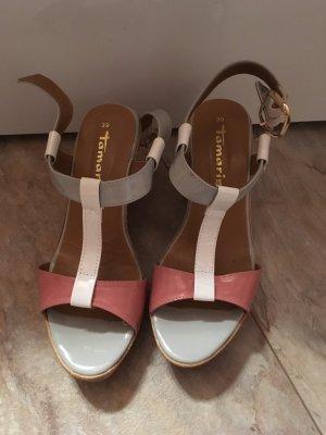 sommerliche Sandaletten