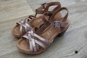 Sommerliche Sandaletten von Gabor