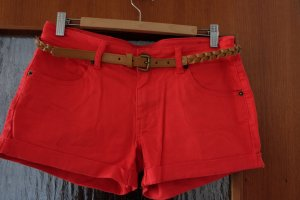 Amisu Shorts multicolored mixture fibre