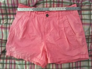 Sommerliche Shorts high-waist