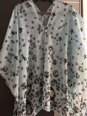 Tunique-blouse multicolore polyester