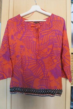 Comma Tunique-blouse multicolore
