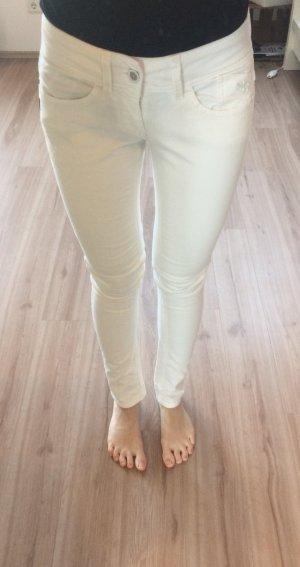 G-Star Tube jeans wit Katoen